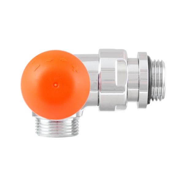 "HERZ-TS thermostatic valve ""AB"" design"