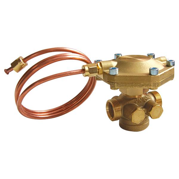HERZ differential pressure controller 4002 FIX