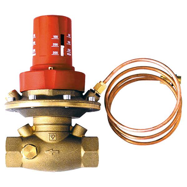 Differenzdruckregler 4007 / 4007 FIX WE mit Gewindemuffe