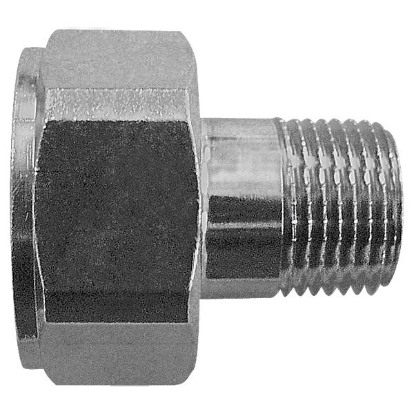 Radiator connection