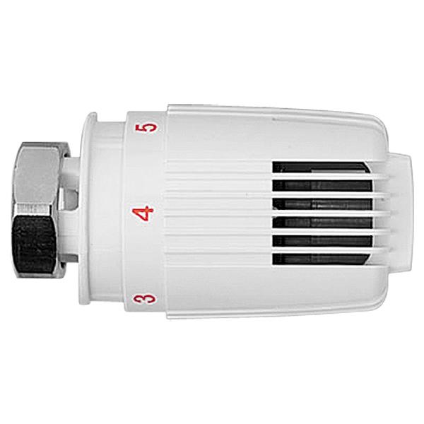 HERZ-Thermostatkopf für Anwendungen bei erhöhtem Wärmebedarf