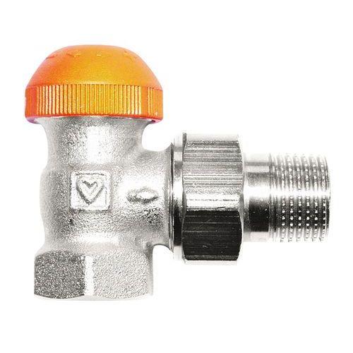 Термостатический клапан ГЕРЦ-TS-98-V угловой