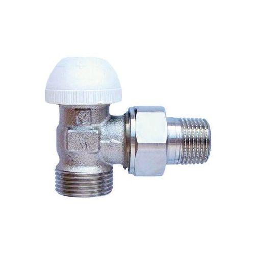 Термостатический клапан ГЕРЦ-TS-98-VH, угловой
