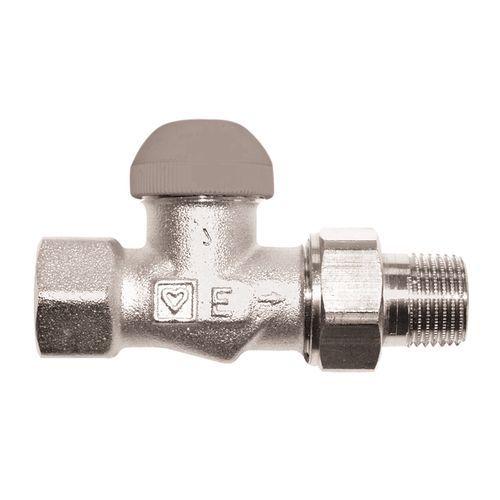 Термостатический клапан ГЕРЦ-TS-90-Е проходной