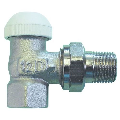 HERZ-TS-90 thermostatic valve - angle model