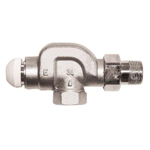 HERZ-TS-E thermostatic valve - reverse angle model