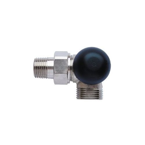 """HERZ-TS-90 H thermostatic valve - 3-axis valve """"CD"""""""