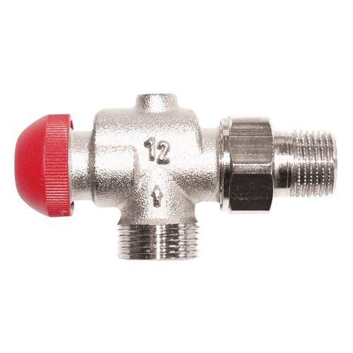 Термостатический клапан ГЕРЦ-TS-98-V угловой осевой специальный