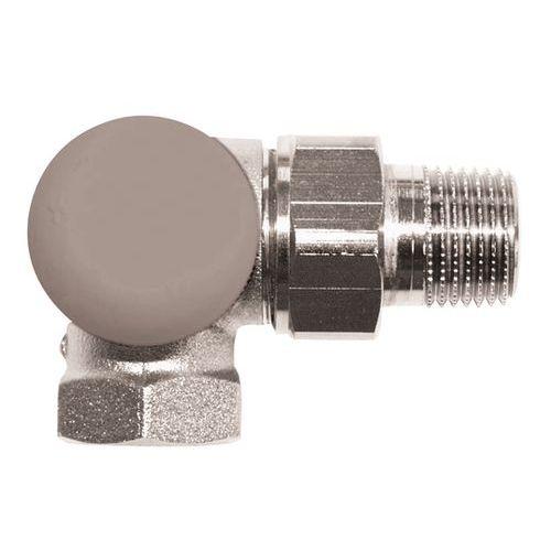"HERZ-TS-90-E thermostatic valve - 3-axis valve ""AB"""