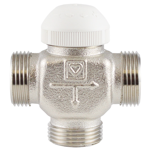 CALIS-TS three-port valve