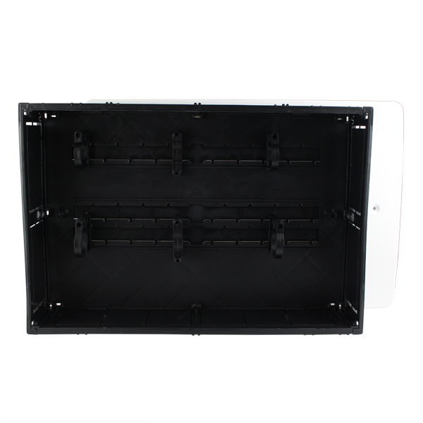 Plastic board for the installation of the sanitary water distributor 8530