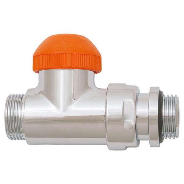 HERZ-TS-98-V valve, straight model