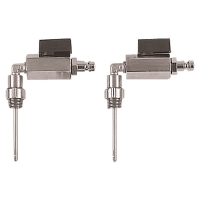 Pressure transducer set for quick test points
