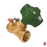 ГЕРЦ-балансировочный клапан с диафрагмой для систем питьевого водоснабжения