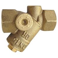 Фильтр-грязевик ГЕРЦ с фильтрующим элементом из нержавеющей стали