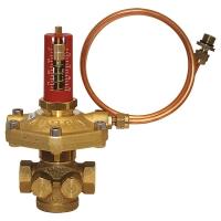 HERZ-Differenzdruckregler - 30 KPa