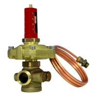 HERZ differential pressure controller - 80 KPa