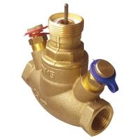 ГЕРЦ-термостатический регулирующий клапан, GV