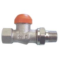 HERZ-TS-98-V-Thermostatventil Durchgangsform