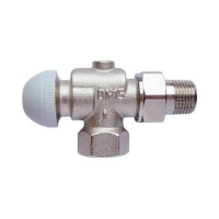 HERZ-TS-98-VH thermostatic valve - reverse angle model