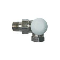 "HERZ-TS-90-KV thermostatic valve - 3-axis valve ""CD"", dimension 1/2"