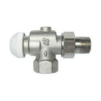 HERZ-TS-90-KV thermostatic valve - reverse angle model, dimension 1/2