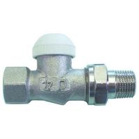 HERZ-TS-90 thermostatic valve - straight model