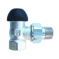 HERZ-TS-90 H thermostatic valve - angle model