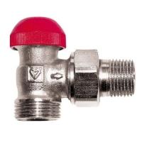 Термостатический клапан ГЕРЦ-TS-90-V угловой