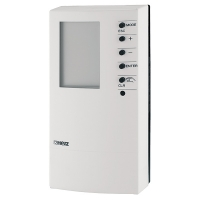 Electronic room temperature controller
