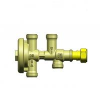 Регулятор расхода и температуры (запчасть для КТП Compact)