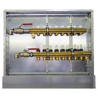 Шкаф распределения для напольного отопления