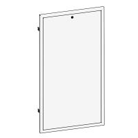 Frontrahmen und Fronttüre für WÜS Compact Indirekt