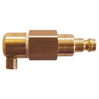 HERZ test point adapter set for HERZ-STRÖMAX valves