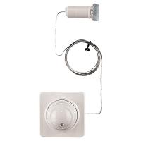 """HERZ-Design-Thermostat """"D"""" mit Ferneinstellung"""