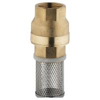 Обратный клапан ГЕРЦ с сетчатым фильтром