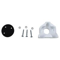 Isolation für HERZ-PIPEFIX – Schallschutzelement für Wandwinkel U-Form
