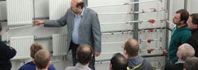Großer Andrang beim WKO Praxistag Hydraulik am 19.2.2013
