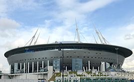 Gazprom Arena, St. Petersburg
