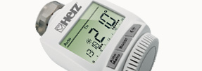 Электронная термостатическая головка