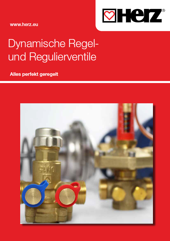 Dynamische Regel und Regulierventile