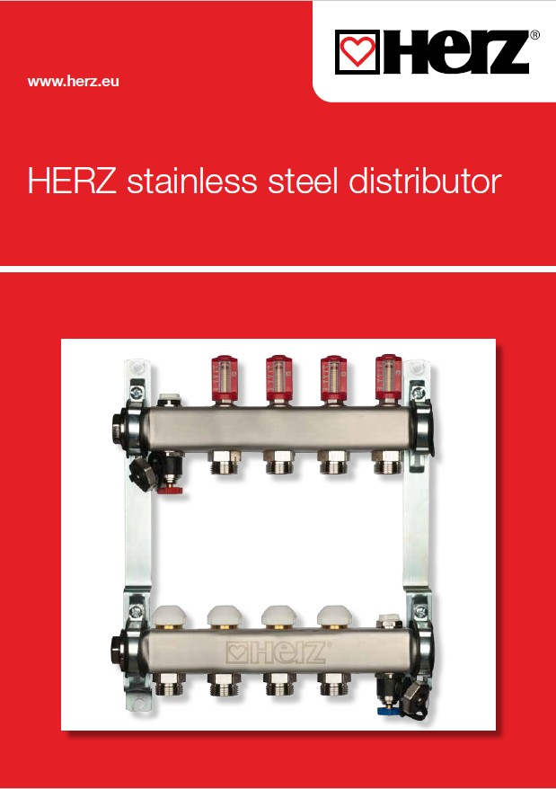 HERZ stainless steel distributor