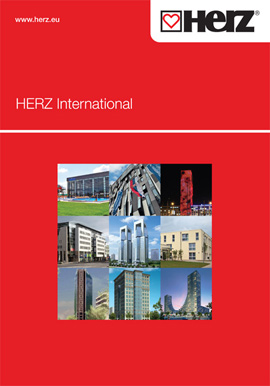 HERZ International Referenzbroschüre