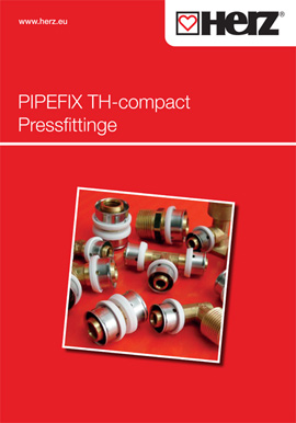 PIPEFIX TH <br>compact Pressfittinge