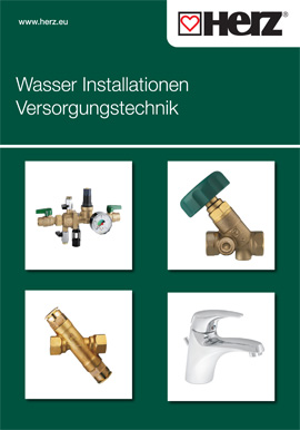 Wasserinstallationen Versorgungstechnik
