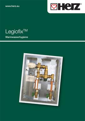 Legiofix Warmwasserhygiene