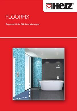 FloorFIX <br> Regelventil