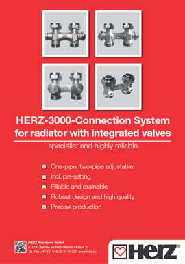 HERZ-3000 <br> Connection System